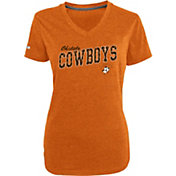 Champion Women's Oklahoma State Cowboys Black Achievement T-Shirt