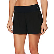 Shape Active Women's Laser Cut Printed Shorts