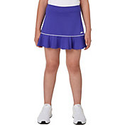 Slazenger Girls' Ruffle Knit Golf Skort
