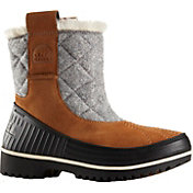 SOREL Women's Tivolli II Pull-On 100g Waterproof Winter Boots