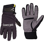 showers pass Women's Crosspoint Wind Cycling Gloves