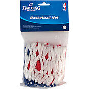 Spalding All Weather Basketball Replacement Nets – Red/White/Blue