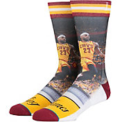 Stance Cleveland Cavaliers LeBron James Crew Socks