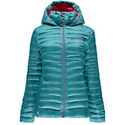 Spyder Women's Timeless Hoodie Down Jacket