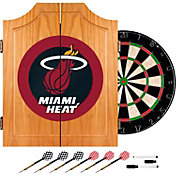 Trademark Games Miami Heat Dart Cabinet
