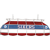 Trademark Games Philadelphia 76ers 40'' Tiffany Lamp