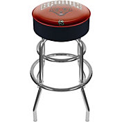 Trademark Games Brown Bears Padded Bar Stool