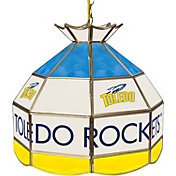 Trademark Games Toledo Rockets 16'' Tiffany Lamp