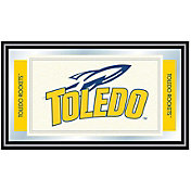 Trademark Games Toledo Rockets Framed Team Logo Mirror