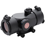 TRUGLO 30mm 3-Color Red Dot Crossbow Sight