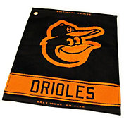 Team Golf Baltimore Orioles Woven Towel