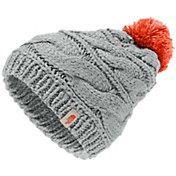 The North Face Women's Triple Cable Pom Beanie