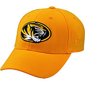 Top of the World Men's Missouri Tigers Gold Premium Collection Hat