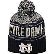 Top of the World Men's Notre Dame Fighting Irish Blue/Gold Acid Rain Knit Beanie