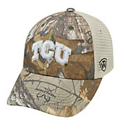 Top of the World Men's TCU Horned Frogs Camo Prey Hat