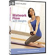 STOTT PILATES Matwork Flow with Weights DVD