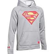 Under Armour Boys' Alter Ego Superman Hoodie