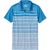 Under Armour Boys' Threadborne Golf Polo