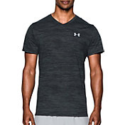 Under Armour Men's Streaker V-Neck Running T-Shirt