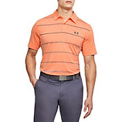 Under Armour Men's CoolSwitch Pivot Stripe Golf Polo
