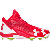 Under Armour Men's Deception Mid DT Baseball Cleats