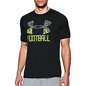 Under Armour Men's Football Icon Graphic T-Shirt