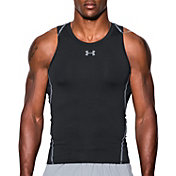 Under Armour Men's HeatGear Armour Compression Sleeveless Shirt