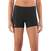 "Under Armour Women's Authentic 4"" Compression Shorts"