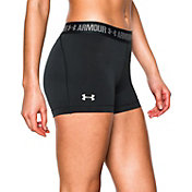 Under Armour Women's HeatGear Armour Compression Shorts