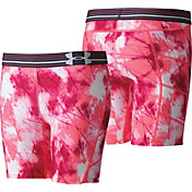 Under Armour Women's Strike Zone III Printed Fastpitch Sliding Shorts