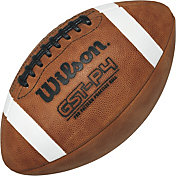 Wilson NCAA 1003 GST Leather Official Practice Football