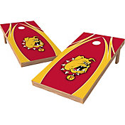 Wild Sports 2' x 4' Ferris State Bulldogs XL Tailgate Bean Bag Toss Shields