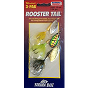 Yakima Bait Worden's Rooster Tail Inline Spinner Kit