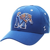 Zephyr Men's Memphis Tigers Blue Competitor Adjustable Hat