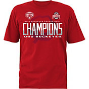 289C Apparel Men's Ohio State Buckeyes 2017 Goodyear Cotton Bowl Classic Champions Locker Room T-Shirt