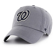 '47 Men's Washington Nationals Borderline Clean Up Navy Adjustable Hat