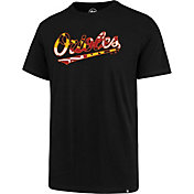 '47 Men's Baltimore Orioles Rival T-Shirt
