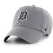 '47 Men's Detroit Tigers Borderline Clean Up Navy Adjustable Hat