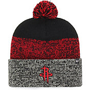 '47 Men's Houston Rockets Static Black Knit Hat