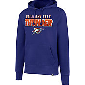 '47 Men's Oklahoma City Thunder Royal Pullover Hoodie