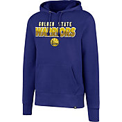 '47 Men's Golden State Warriors Royal Pullover Hoodie