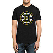 '47 Men's Boston Bruins Club Black T-Shirt