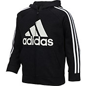 adidas Boys' Game Day Jacket