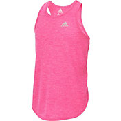 adidas Girls' Cool Down Melange Tank Top