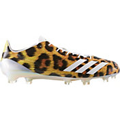 adidas Men's adizero 5-Star 40 Cheetah Football Cleats