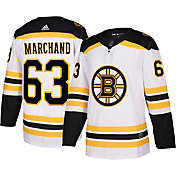 adidas Men's Boston Bruins Brad Marchand #63 Authentic Pro Away Jersey