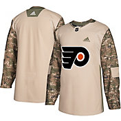adidas Men's Philadelphia Flyers Camo Authentic Pro Jersey