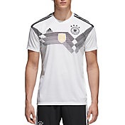 adidas Men's Germany Replica Home White Stadium Jersey