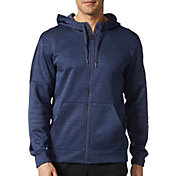 adidas Men's Athletics Team Issue Full Zip Hoodie