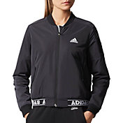 adidas Women's Athletics ID Woven Bomber Jacket